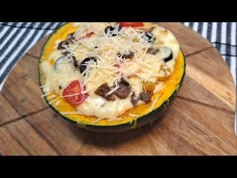 단호박-피자-만들기-:-크리스마스-메뉴-:-다이어트-레시피-:-피자-만들기sweet-pumpkin-recipe:-christmas-menu:-diet-recipe