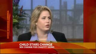 Gender Switch: Chastity Bono to Become Chaz