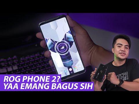 Review ASUS ROG Phone 2 | Auto Jadi Wishlist???