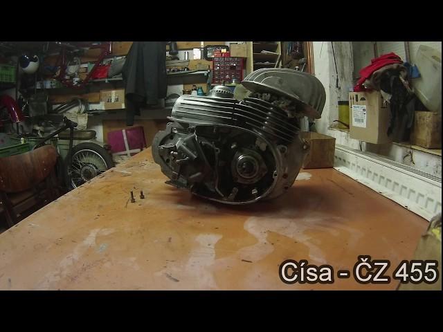 ?Z 250/455 engine