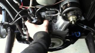 65 Porsche 912 engine first run