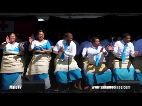 Pacifika 2016 Tonga Stage -  Ketau Hiva Fakafeta'i