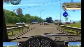 City Car Driving Simulator - Gameplay # 9 [HD]