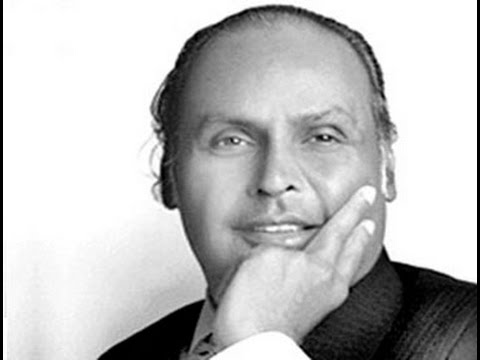 Dhirubhai Ambani : Great Sayings by an Indian Business Tycoon