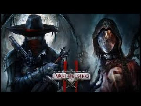 "The Incredible Adventures Of Van Helsing II ""Extraction Rig boss'' 