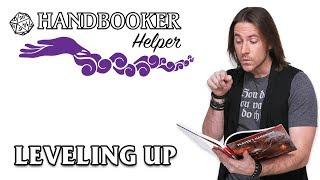handbooker-helper-leveling-up