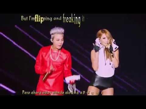 GD ft CL - The Leaders (Sub español + Karaoke)