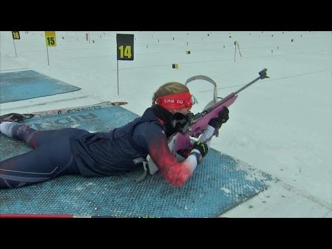 From Iraq Sands To Sochi Snow: Soldiers Prepare For Winter Olympics