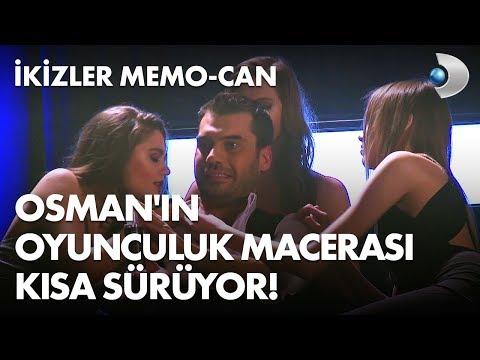Osman'ın oyunculuk macerası kısa sürüyor! İkizler Memo-Can 15. Bölüm