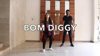 BOM DIGGY | PASSION STRUCKK | BOLLYWOOD DANCE | ZACK NIGHT & JASMIN WALIA