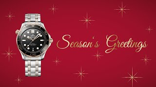 OMEGA Season's Greetings