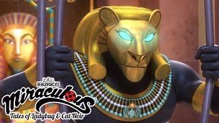 Miraculous Ladybug | 🐞 The Pharaoh Akumatized 🐞  | Ladybug and Cat Noir