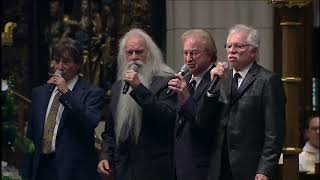 Oak Ridge Boys perform Amazing Grace at HW Bush funeral [FULL VIDEO]