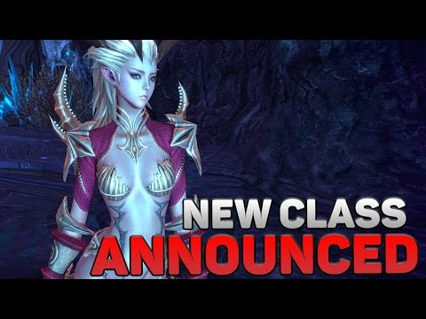 F2P MMORPG TERA is Getting a New Class!