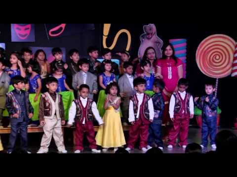 Annual Day 2016-17 - K1 and K2  - Part 9