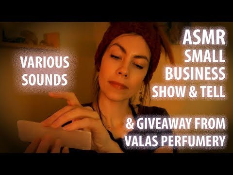 ASMR Small Business and Giveaway
