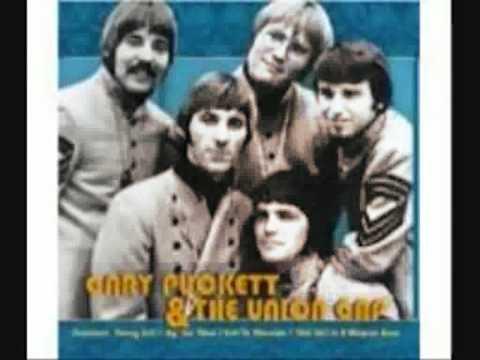 Gary Puckett - Over You (with lyrics)