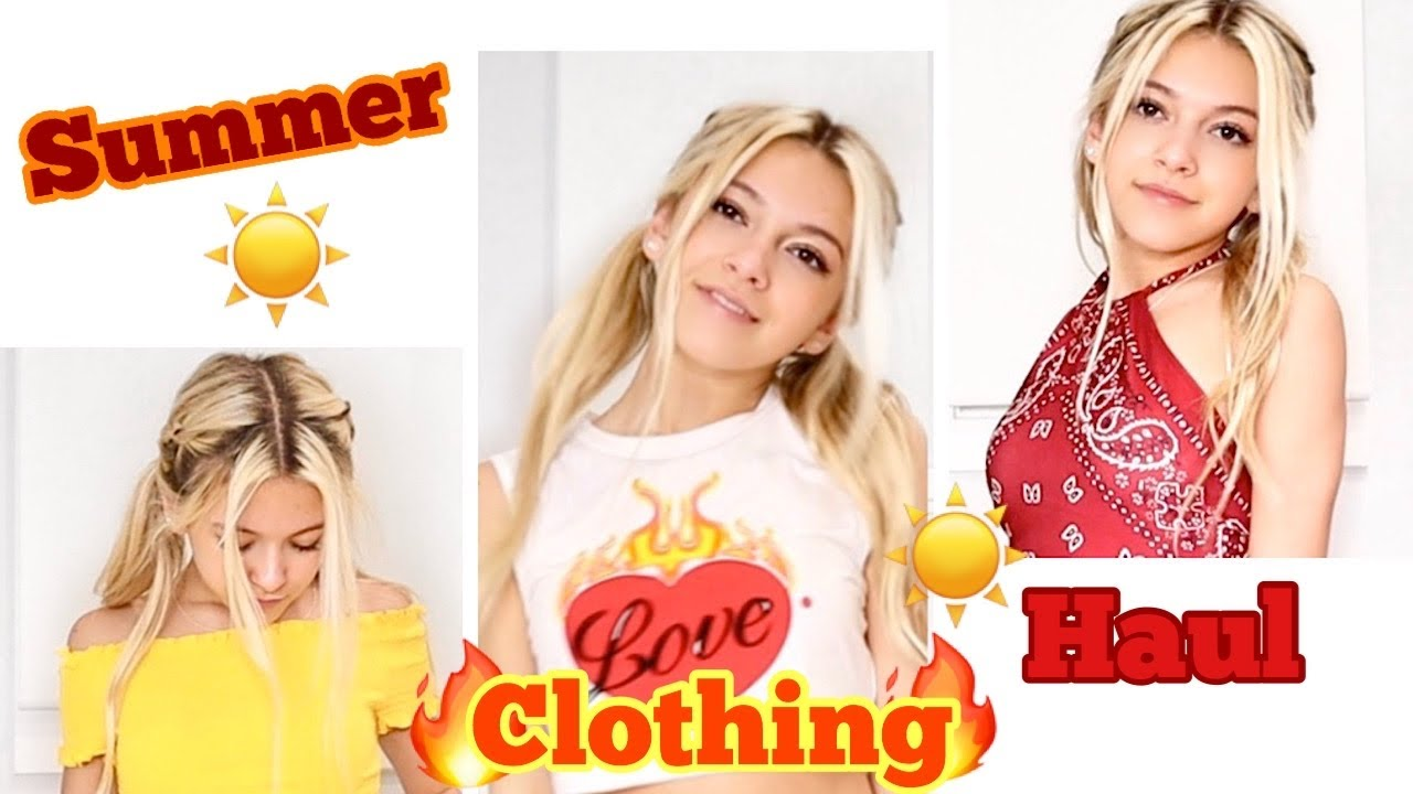 SHEIN SUMMER TRY ON HAUL 2020 | Coco Quinn