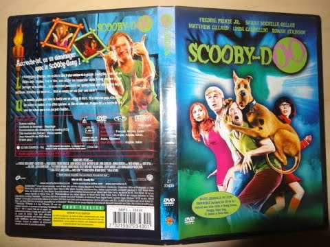 Opening To Scooby Doo Live Action Film 2002 Dvd Uk Youtube