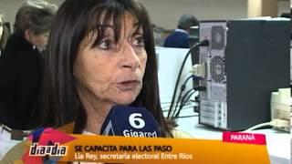 NOTA CAPACITACIÓN PARA AUTORIDADES DE MESA ELECCIONES 2013