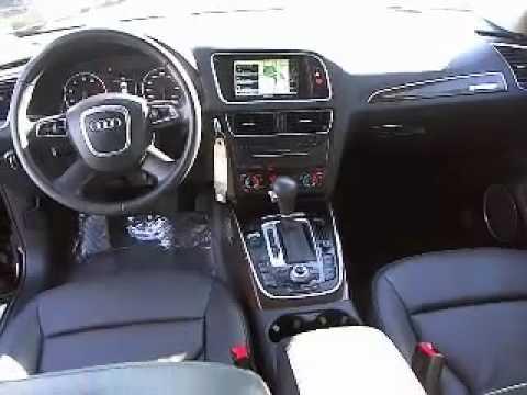 2010 Audi Q5 3 2 Quattro Premium Sport Utility 4d Los
