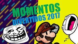 POCOS MOMENTOS DIVERTIDOS DEL 2017!! ♦♠#JUAN LOL♠♦
