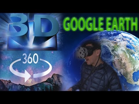 VR ohne Gaming - 360 Video with Google Earth VR