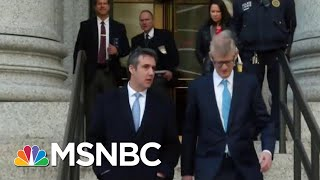 Dem Sen: Trump Jr. May Face 'Criminal Charges' If He Lied To Us | The Beat With Ari Melber | MSNBC