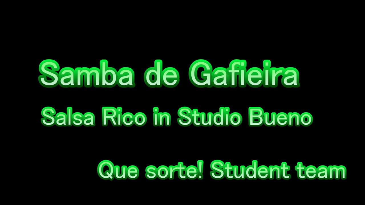 sorte samba