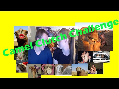 Husband Amp Wife Camel Clutch Challenge Youtube