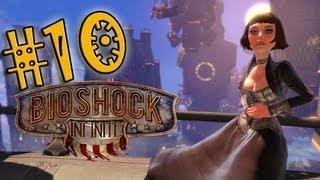 Прохождение Bioshock Infinite - часть 10 (Песня Элизабет)