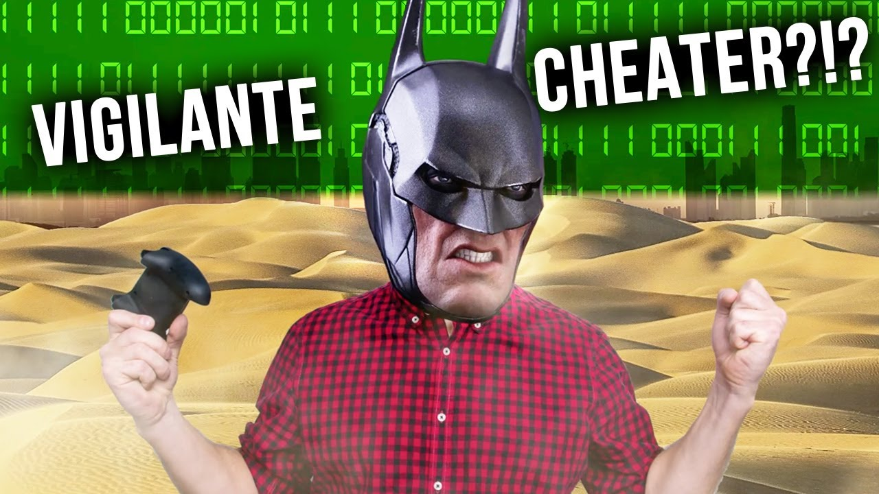 Why Do People CHEAT In Video Games? — gameranx