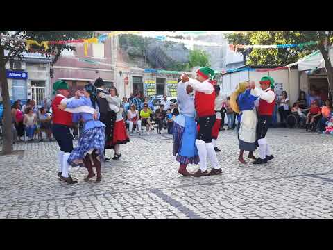 Rancho Folclórico Vale de Figueira - Santarém parte 3