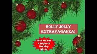 Holly Jolly Extravaganza- Mark Davis Piano Music 12-19-20