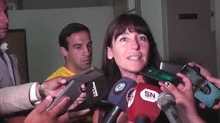Video: La ministra de Desarrollo Social, Verónica Figueroa con senadores