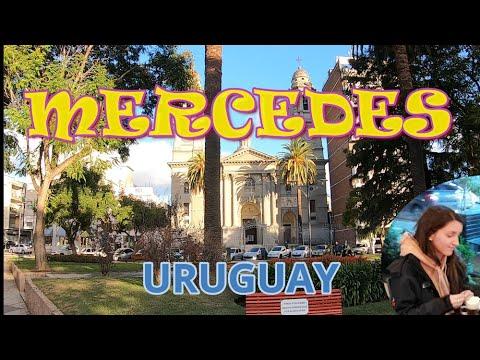 Ciudad de MERCEDES. Uruguay