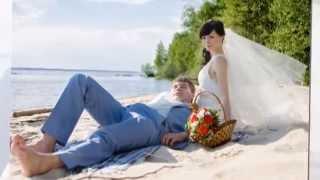 Свадьба в ForRest, Горьковское море