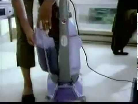 Hoover Steamvac Agility Commercial Youtube