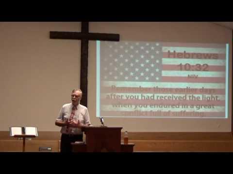 Community Church Of Oak Orchard, 5-28-17, PJAM