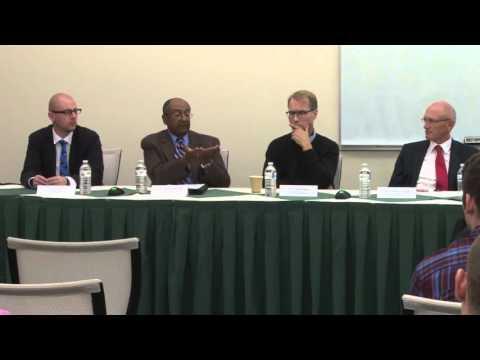 2015 German Unity Celebration at OHIO - Panel Discussion