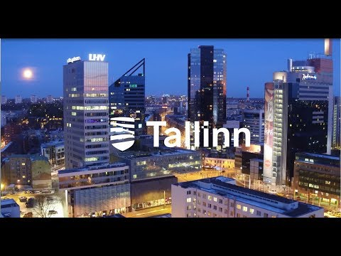 Tallinn - The city where the future is now!