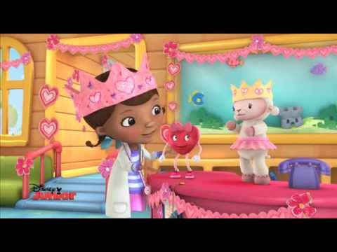 My Huggy Valentines | Doc McStuffins | Disney Junior UK