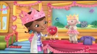 My Huggy Valentines | Doc McStuffins | Disney Junior UK