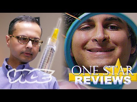One of Yelp's Worst-Rated Plastic Surgeons: I Got Work Done | One Star Reviews
