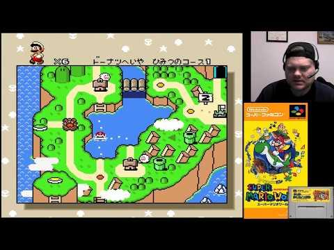 Super Mario World (Part 2) - SNES Classic | VGHI Play 'n' Chat Live Stream