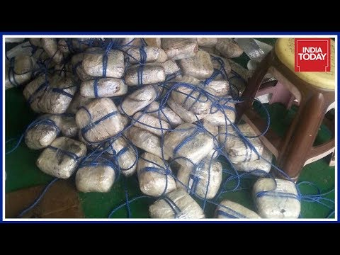 Coast Guard Makes Record 1,500 Kg Heroin Haul From Vessel Off Gujarat Coast
