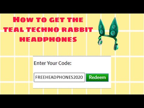 Roblox Promo Codes May 2020 New Working Bunny Ears Code Youtube