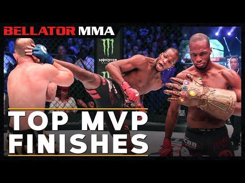 Top MVP Finishes | Bellator MMA