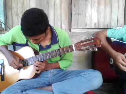 Gerimis Mengundang - Guitar Cover (acoustic)