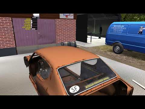 my summer car Intel HD Graphics 4000